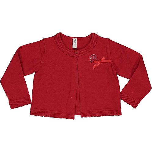 Birba - Red Cardigan