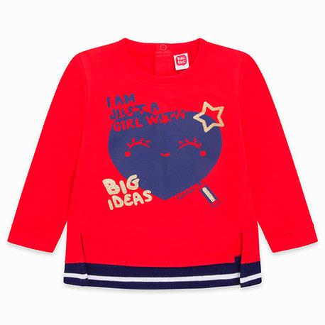 Tuc Tuc -Red Big Ideas Jumper