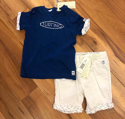 Birba - Shorts & T-Shirt