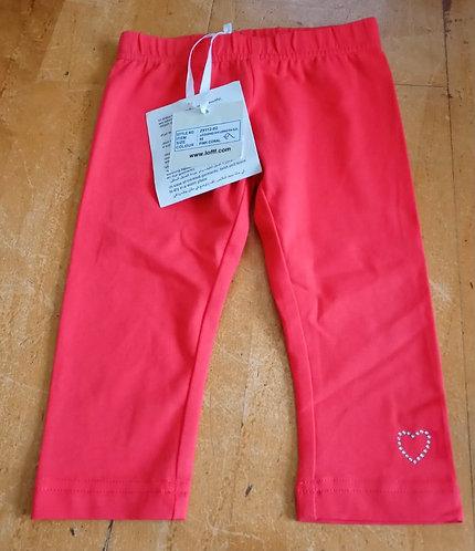 Lofff Pink Coral Leggings