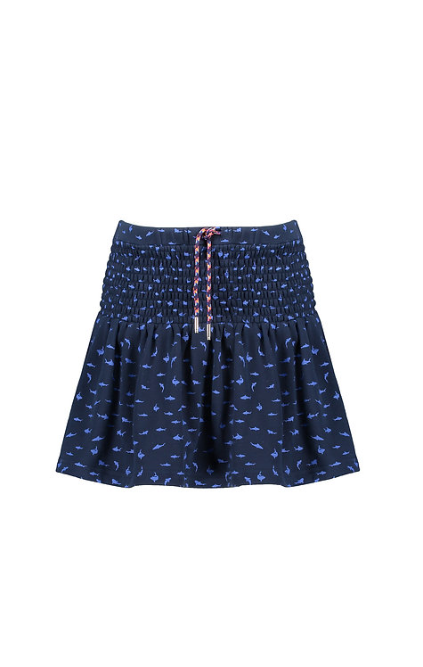 NoNo - Short skirt with smock