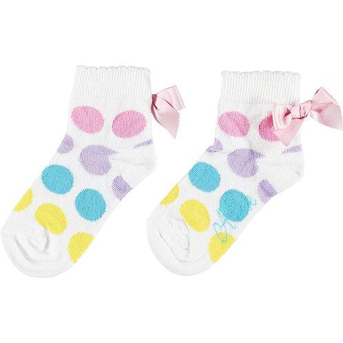 A Dee - Nigela Dotty ankle sock