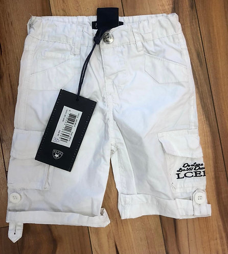 LCEE White Shorts