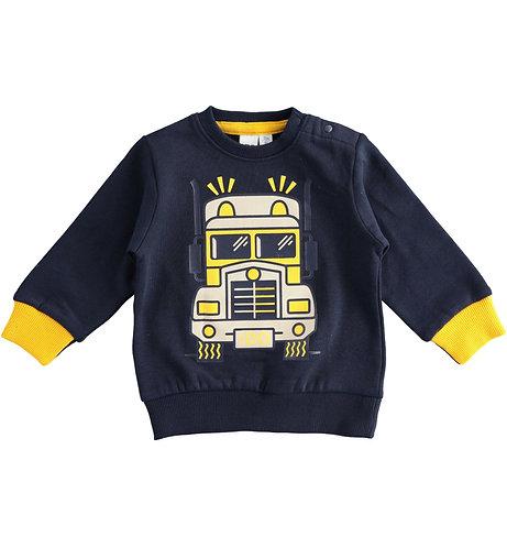 iDO - Navy Sweater