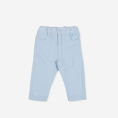 Tutto Piccolo Borealis - Light Blue Trousers