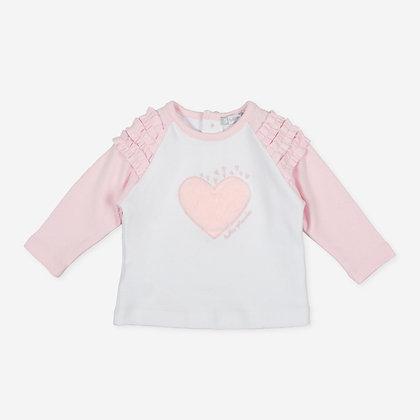 Tutto Piccolo Carina - Pink T-Shirt