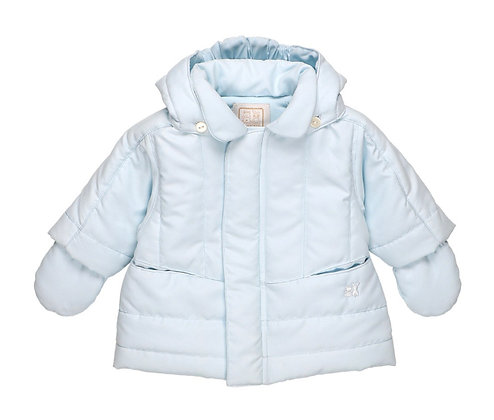 Romeo - Padded Baby Boys Winter Jacket