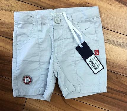 Mitch & Son - Stewart Light Grey Shorts