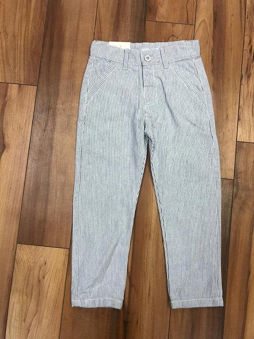 Mini Bol - Blue Stripe Pants