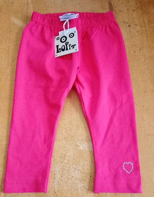 Lofff Fuchsia Pink Leggings
