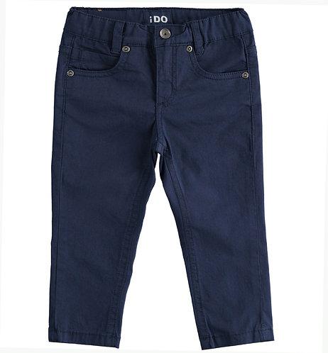 iDO - Navy Long Woven Trouser