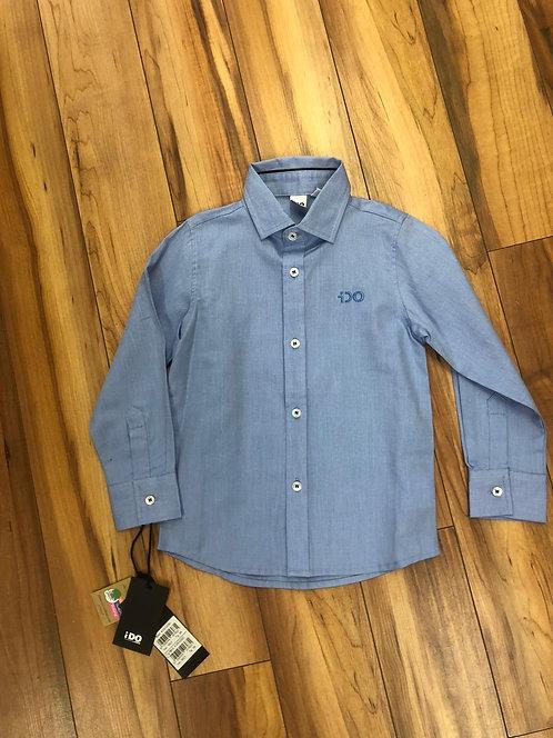 iDO- Blue Shirt