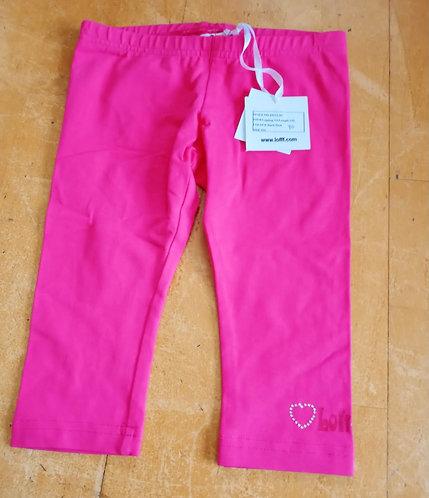 Lofff Dark Pink Leggings