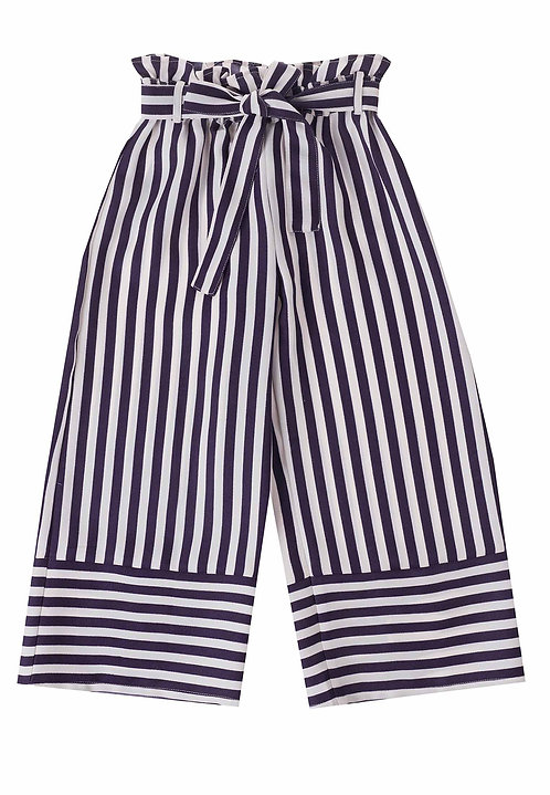UBS2 - Navy Blue Stripe Trousers
