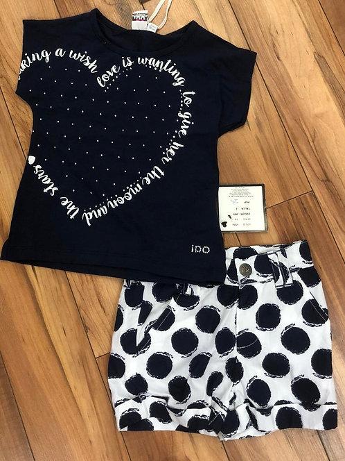 iDO - Shorts & Top Set