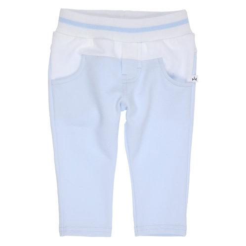 GYMP - Light Blue & White Pants Combi