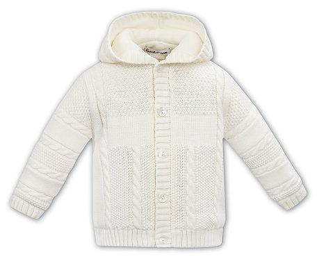 Sarah Louise - White Jacket