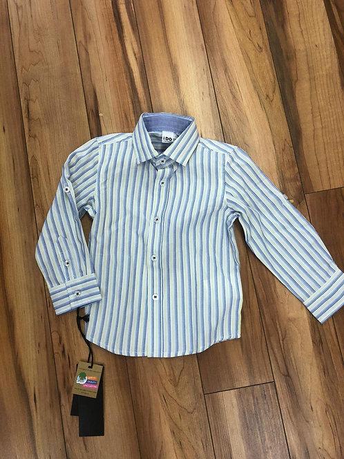iDO- Stripe Shirt