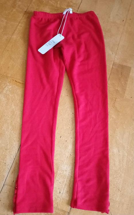 Missy Red Leggings