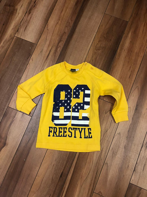 iDO  - 82 Freestyle Yellow Top