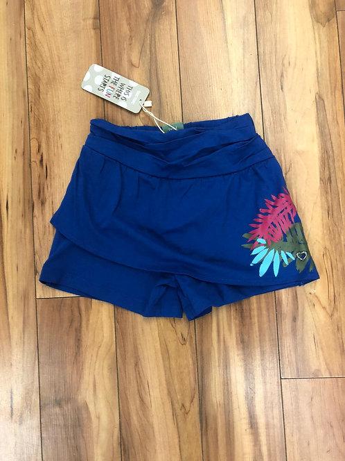 Tuc Tuc  - Blue Shorts