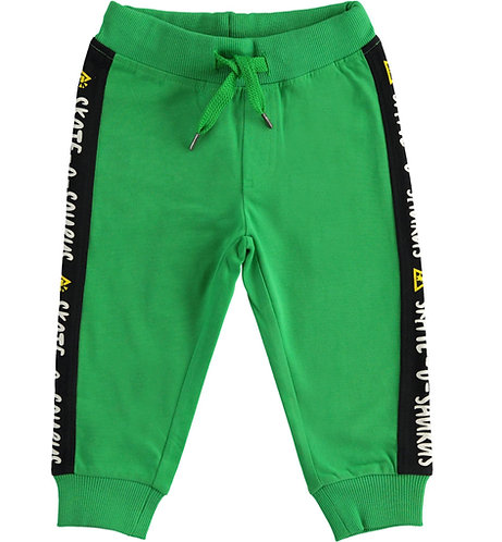 iDO - Green Knitted Trousers