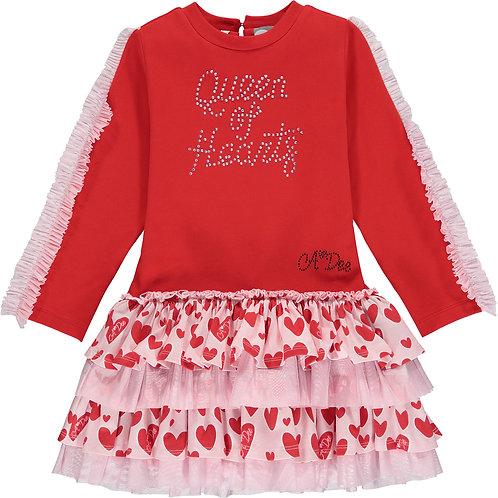Arianna Dee - Queen of Heart Dress