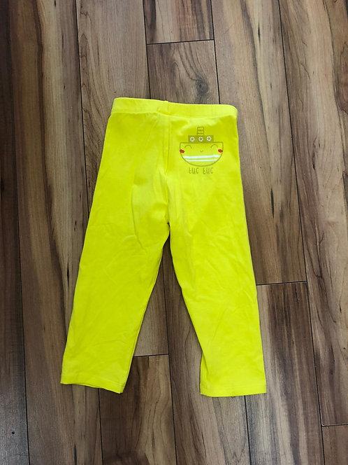 Tuc Tuc - Yellow Leggings