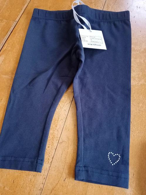 Lofff Dark Blue Leggings