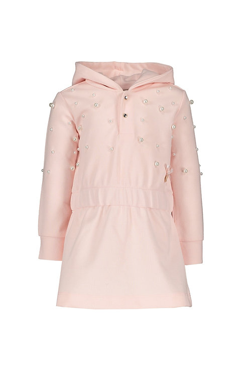 Le Chic - Pink Dress Hoodie
