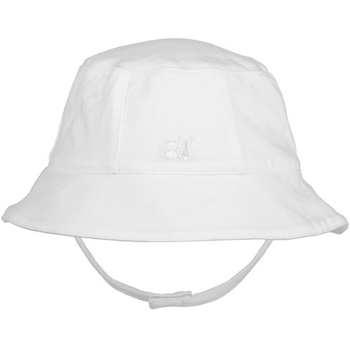 Gareth - White Fishermans Hat