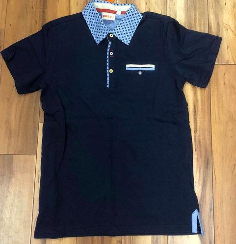 UBS2 - Navy Polo Shirt