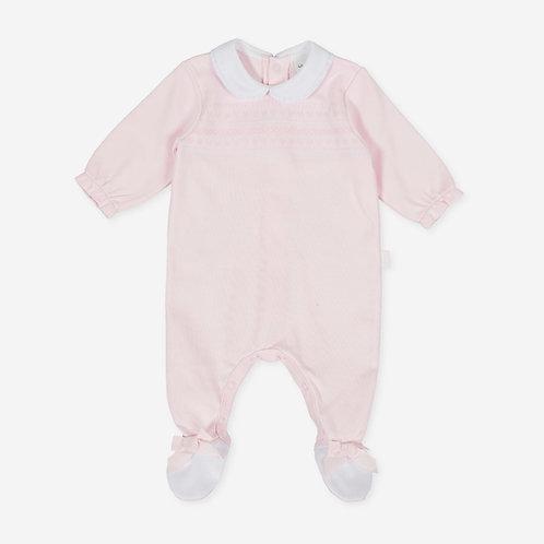 Tutto Piccolo P.Caroli - Pink Babygrow