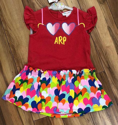 Agatha Ruiz de la Prada Heart Dress