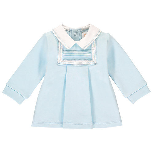 Tucker - 2pc BFT Top with pleated yoke & Trouser