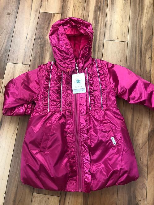 Happy Calegi - Beetroot Purple Winter Jacket