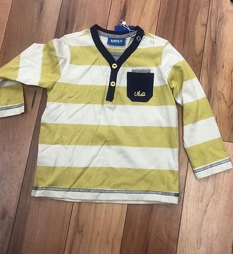 UBS2 - Stripe Polo Shirt