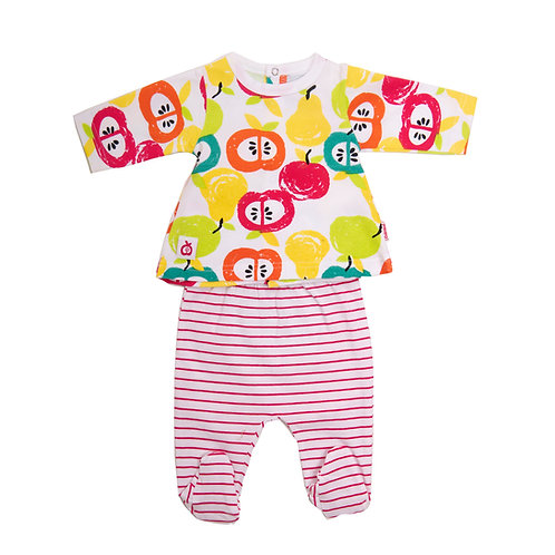 Babybol - Multi Colour 2 Piece Set