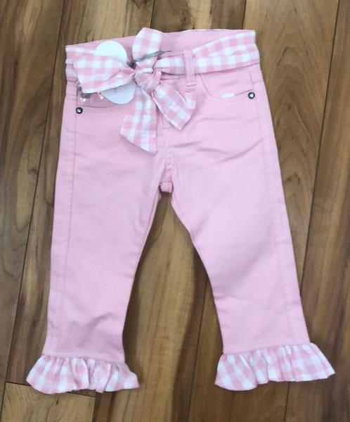 A Dee - Pink Pants