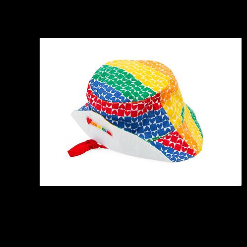Agatha Ruiz de la Prada - Multi Coloured Hat