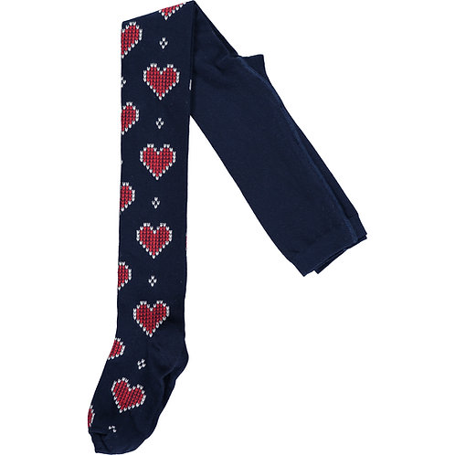 A Dee - Raven Heart Tights
