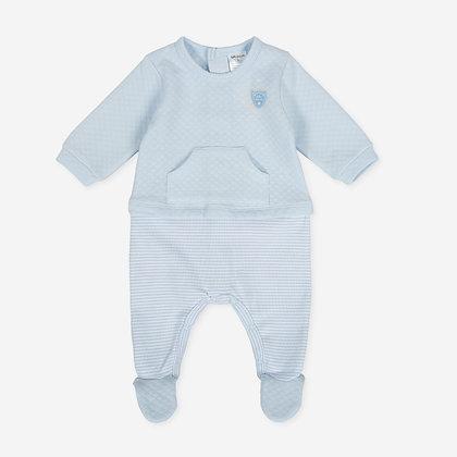 Tutto Piccolo P.Dubhe - Light Blue Babygrow