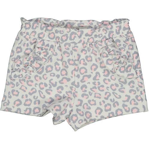 Birba - Pink & Grey Shorts