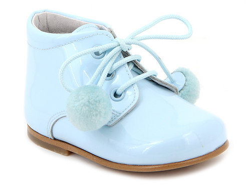 Leon Shoes -  High King shoes Sky Blue