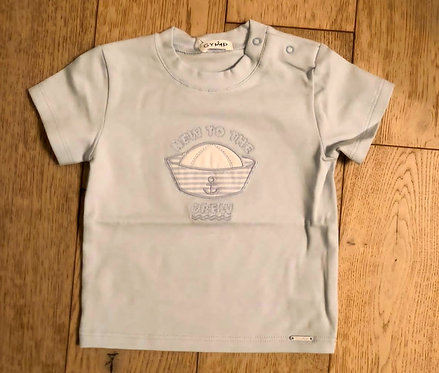 GYMP - Light Blue T-Shirt