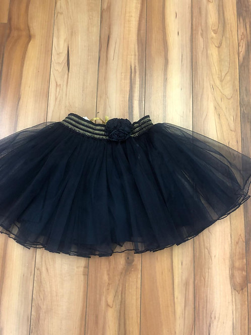 Le Chic - Navy Tully Skirt