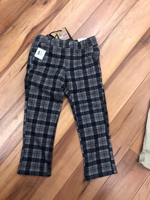 iDO - Check Trousers