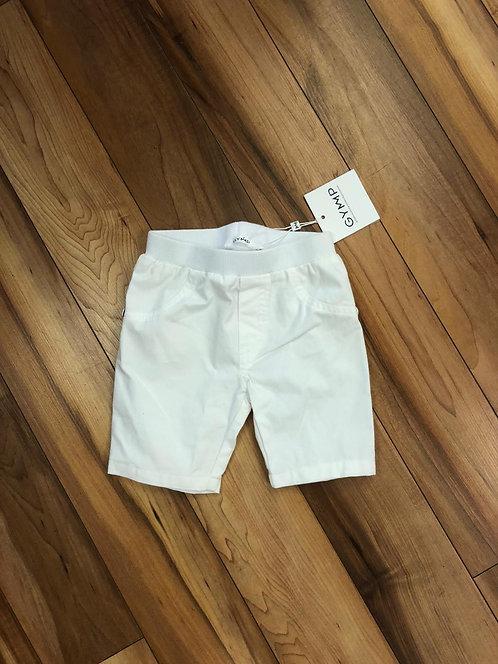 GYMP - White Shorts