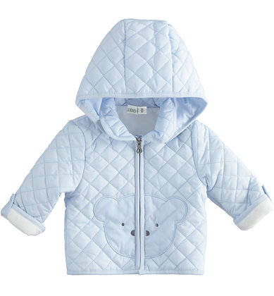 iDO - Sky Blue Baby jacket