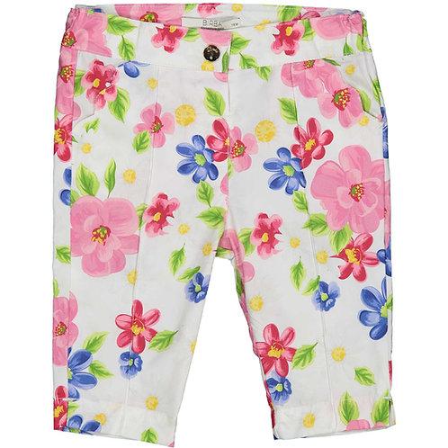 Birba - Floral Trousers